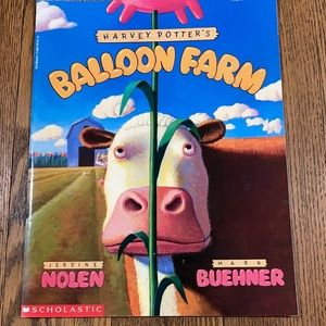 2for$10, books Balloon Farm
